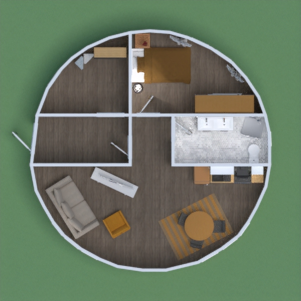 I KNOW it is VERY VERY VERY VERY bad but it was so so so so so so so so so hard because of the round house and only some stuff to use.  Hope you like it, I you comment and vote I will vote for you. Love Anna