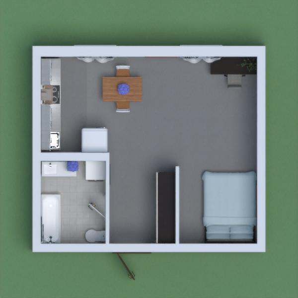 Маленькая квартира на двух человек