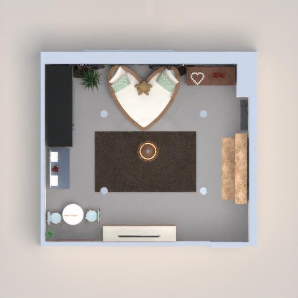 MI proyecto es una habitación, para dos solteros y una extraordinaria velada