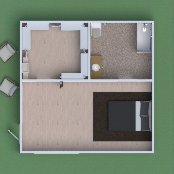 It is my house it has taken me a lot of time so I hope you like it.