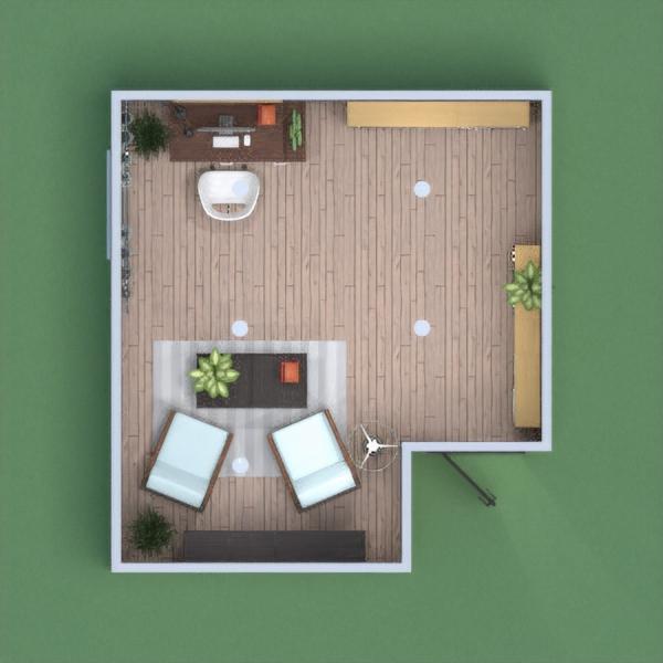 stanza con studio e piccola zona conversazione/lettura