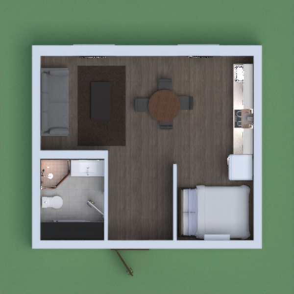 the tiny home
