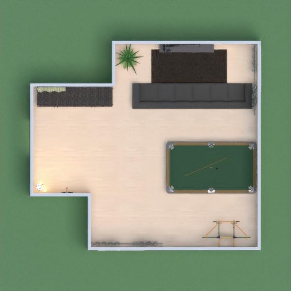 it's a modern livingromm