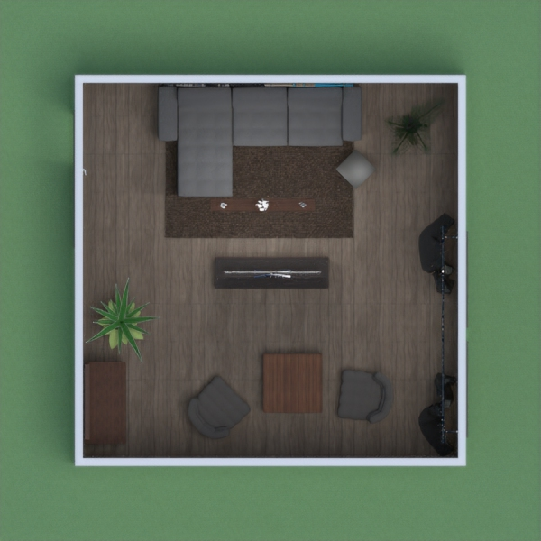 industrial living room that makes you so upset