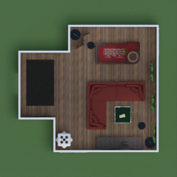 Game Room for the Poker Players