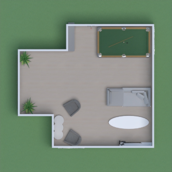 a cozy room for games. please vote for me!