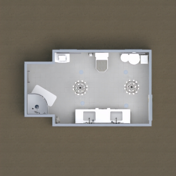 Hi, This Is My Country Interior Style Bathroom, It Has Got Grey And White Thyme,      Hope You Like It.............. :) :) :)