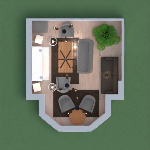 here you go a scandinavian living room BY : samir asad