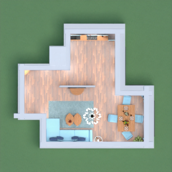 Living room in pastel colors. Please vote for me!