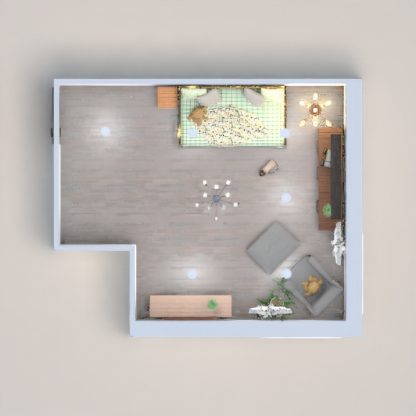 This is my modern/cute kids room! Hope you like it!