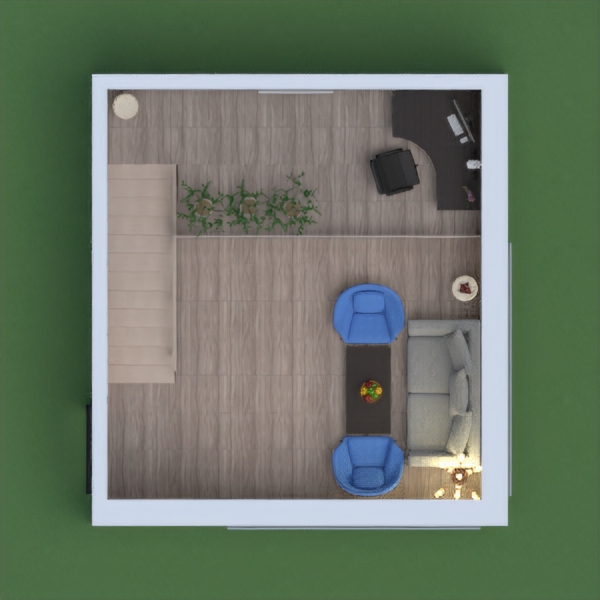 Small penthouse