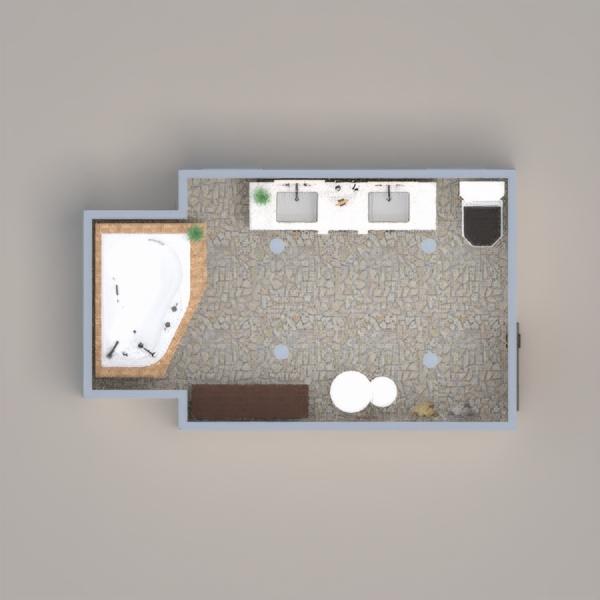 Una bonita habitación tranquila, parecida a una spa... La tranquilidad vuela por cada rincón de este hermoso y personal espacio.