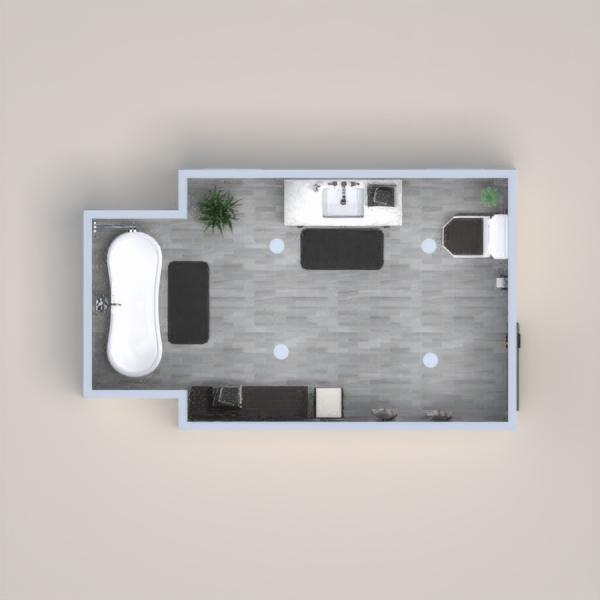 ho realizzato un bagno moderno con colori scuri e il bianco. spero vi piaccia