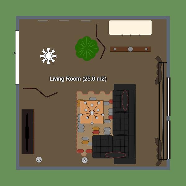 leveing room