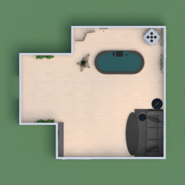 My project is supposed to be a game and TV room while still keeping the room comfy and cozy to be in. Please vote for me and leave an honest comment saying how I did on the room! This is my second completed project on this contest. If you like my design, don't forget to vote and comment for me please!