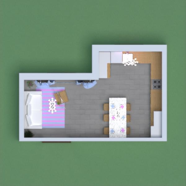 Its a tiny apartment!