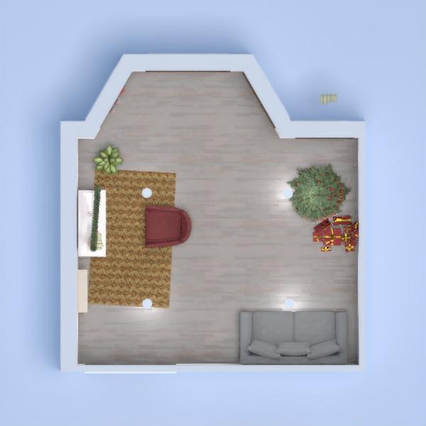 Nice modern and Christmas theme I would love to live here